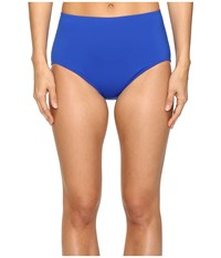 Jantzen Signature Solids Comfort Core Bottom Seaside Blue Women's Swimwear