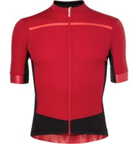 Castelli Forza Pro Cycling Jersey Red