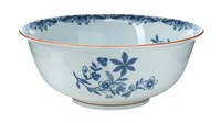 Iittala Ostindia Serving Bowl Blue