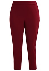 Evans Trousers Red