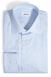 Brioni Long Sleeve Cotton Shirt