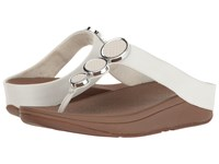 Fitflop Halo Toe Thong Sandals Urban White Women's Shoes Pink