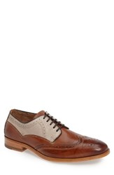 J And M Men's 1850 Graham Wingtip Oxford