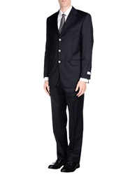Tombolini Suits Dark Blue