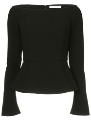 Rachel Gilbert Winona Top Black