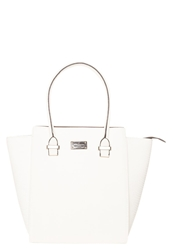 Paul's Boutique Mila Handbag Tonal Snake Range Off White