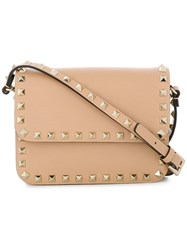 Valentino Qw1b0104bol 634 Camel Rose Furs And Skins Nude And Neutrals