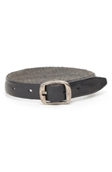 Will Leather Goods 'Harper' Bracelet Black