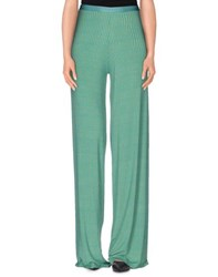Siyu Trousers Casual Trousers Women Green