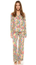 Wildfox Couture Flower Delivery Classic Pj Set