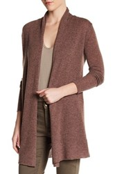 In Cashmere Cardigan Brown