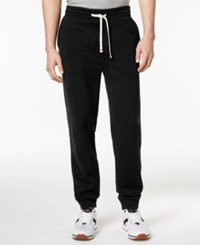 Tommy Hilfiger Men's Shep Sweatpants Deep Knit Black