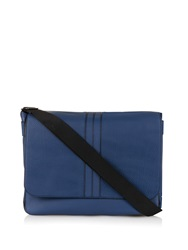 Tod's Race Grained Leather Messenger Bag