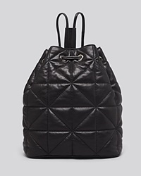 Milly Backpack Avery Quilted