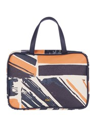 Dickins And Jones Foldout Washbag Multi Coloured Multi Coloured