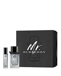 Burberry Mr. Indigo Eau De Toilette Gift Set No Color