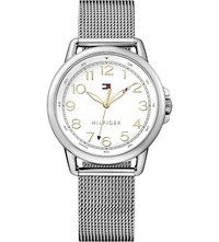 Tommy Hilfiger 1781658 Stainless Steel Watch White