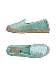 Vidorreta Espadrilles Light Green