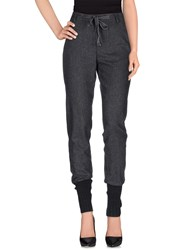 H. Eich Trousers Casual Trousers Women Steel Grey