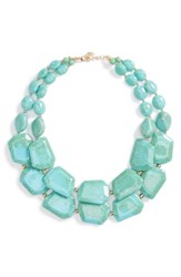 Natasha Couture Women's Statement Collar Necklace