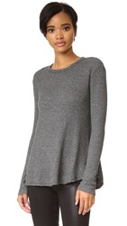Wilt Twist Hem Thermal Top Bottle Heather