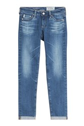 Ag Adriano Goldschmied The Stilt Skinny Jeans Gr. 32