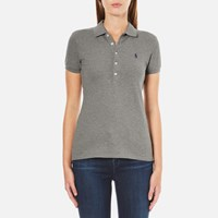 Polo Ralph Lauren Women's Julie Shirt Soft Flanel Heather
