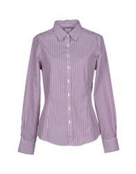 Brooks Brothers Shirts Deep Purple