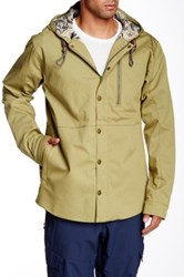 Dc Shuvit Snow Jacket Green