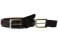 Torino Leather Co. 30Mm Kipskin Cordovan Men's Belts Burgundy