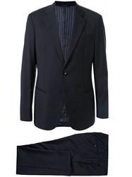 Giorgio Armani Pinstripe Two Piece Suit 60