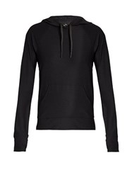 Outdoor Voices X A.P.C Hooded Performance Sweatshirt Charcoal