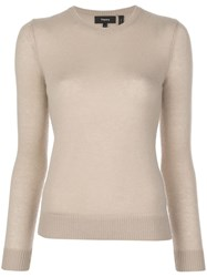 Theory Crew Neck Cashmere Jumper 60