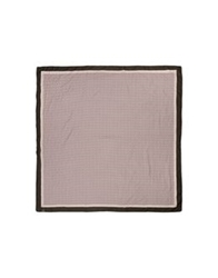 Contileoni Square Scarves Light Pink