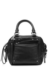 Marc By Marc Jacobs Leather Shoulder Bag Black