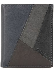 Cerruti 1881 Blue Leather Wallet