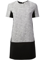 Richard Nicoll Mini Dress With Pockets Black