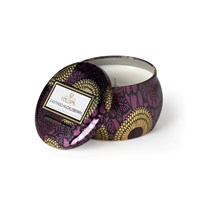 Voluspa Japonica Limited Edition Candle In Tin Santiago Huckleberry