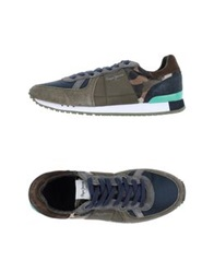 Pepe Jeans Low Tops And Trainers Military Green