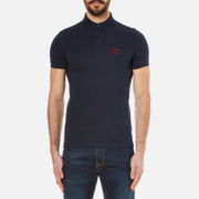 Barbour Men's Joshua Polo Shirt New Navy Blue