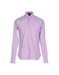 Orian Shirts Shirts Men Light Purple