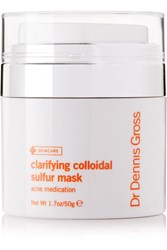 Dr. Dennis Gross Skincare Clarifying Colloidal Sulfur Mask Colorless