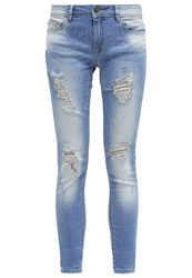 Only Onlultimate Slim Fit Jeans Light Blue Denim