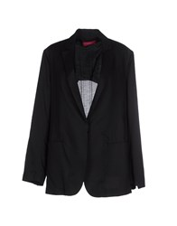 Carlo Contrada Suits And Jackets Blazers Women Black