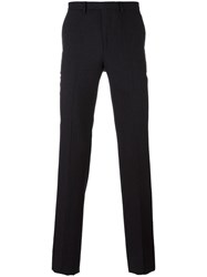 Raf Simons Classic Suit Trousers Brown
