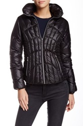 Guess Channel Down Jacket Black
