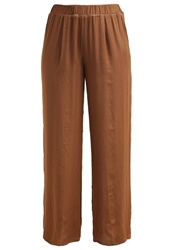 Bik Bok Debbie Trousers Brown