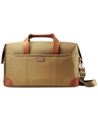 Hartmann Ratio Classic Deluxe Weekend Duffel Safari