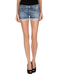 Jacob Cohen Jacob Coh N Denim Shorts Blue