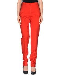 Christian Dior Dior Trousers Casual Trousers Women Red